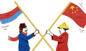 rusia-china